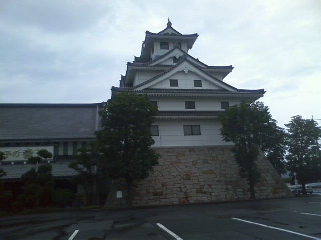 御菓子の壽城